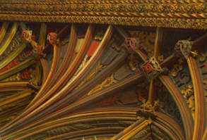 Rood Screen in St Nectans